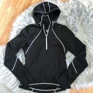 Lululemon Half ZIP Black Pull over